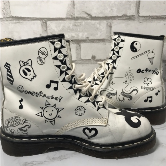 Dr. Martens Shoes | Custom Doc Martens